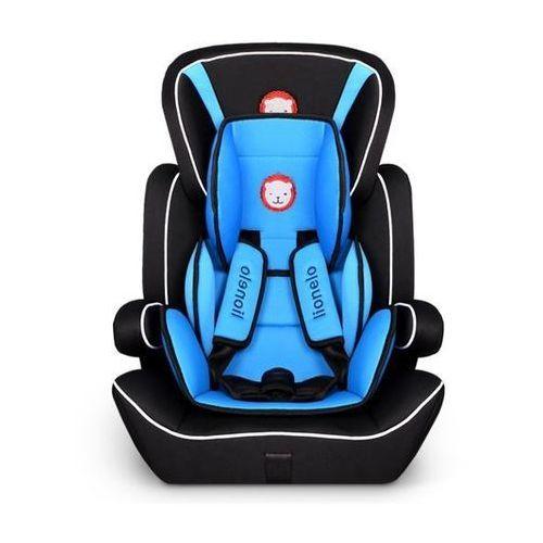Fotelik samochodowy Lionelo wiek 1-12 lat blue +gratisy!, 662E-5065E