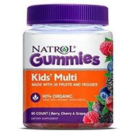 Kapsułki Kid's Multi Gummies (Multiwitamina dla dzieci) 90 żelek