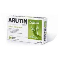 Tabletki ARUTIN ZATOKI x 30 tabletek
