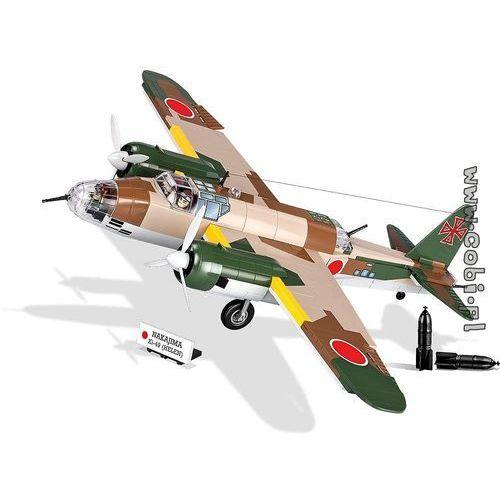 Klocki COBI Mała Armia Japoński bombowiec Nakajima Ki-49 Helen 5533