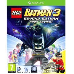 Warner brothers entertainment Lego batman 3: poza gotham