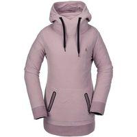 bluza VOLCOM - Polartec Ridin Hoody Purple Haze (PUH) rozmiar: XS