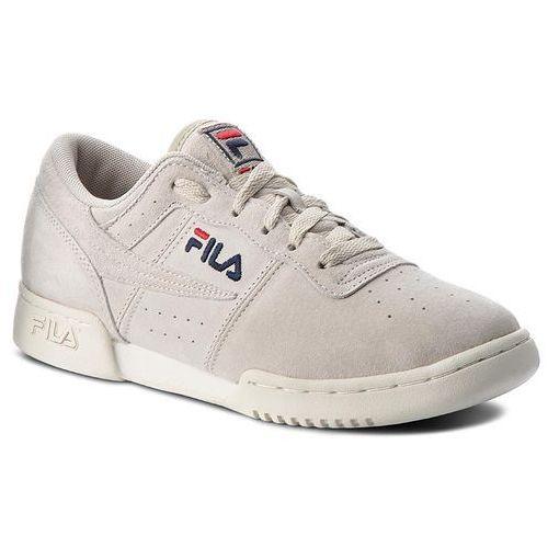 Sneakersy - original fitness s 1010259.00j feather gray Fila