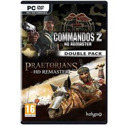 Koch media Gra pc commandos 2 & praetorians: hd remaster double pack