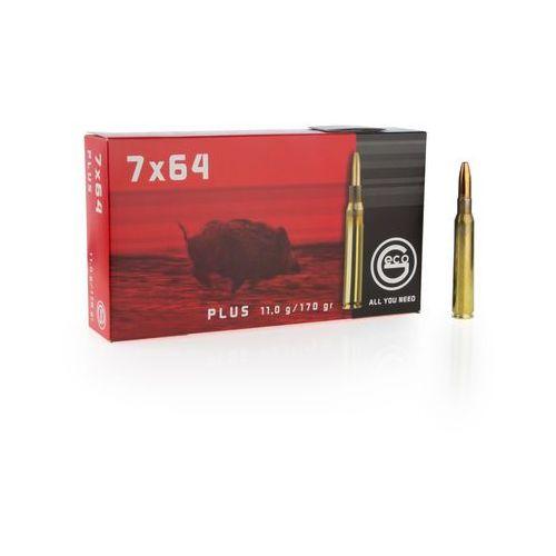 Amunicja GECO kal 7x64 11g Plus (4000294178412)