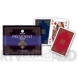Karty do gry 2 talie Lux - President