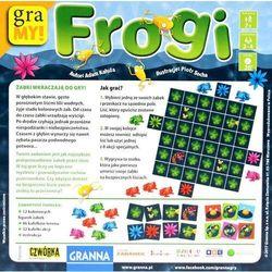 Gra frogi - darmowa dostawa od 199 zł!!! marki Granna