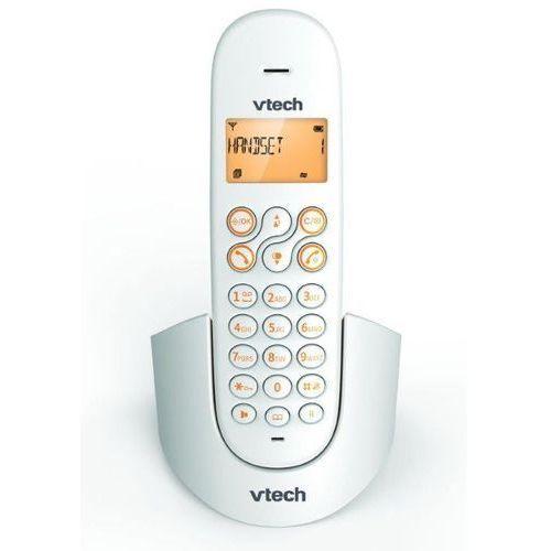Telefon VTECH CS1100 Biało-pomarańczowy