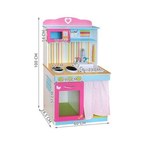 Kuchnia Zabawkowa Duza Drewniana Dla Dzieci Malatec Opinie