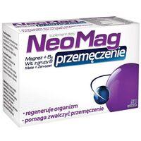 Tabletki NEOMAG Przemęczenie x 50 tabletek