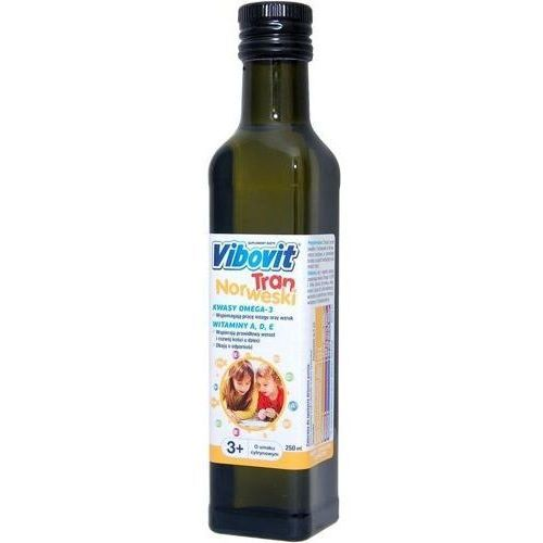 VIBOVIT Tran Norweski 250ml