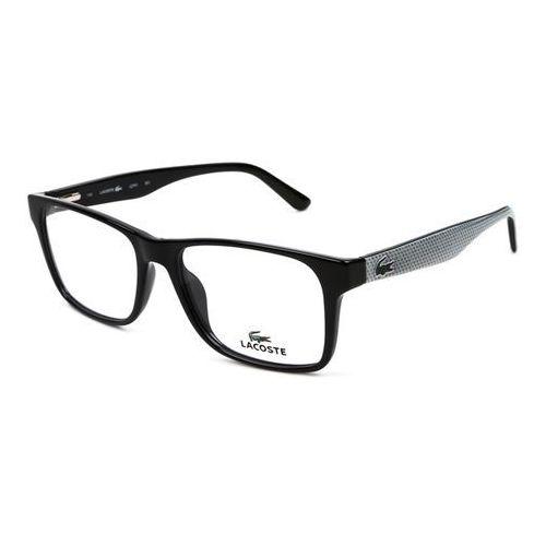 Okulary korekcyjne l2741 001 Lacoste