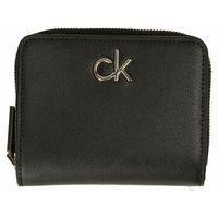 Calvin Klein Portfel RFID 12 cm ck black ZAPISZ SIĘ DO NASZEGO NEWSLETTERA, A OTRZYMASZ VOUCHER Z 15% ZNIŻKĄ