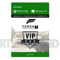 Forza motorsport 7: vip [kod aktywacyjny] xbox one marki Microsoft