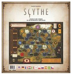 Dodatek do gry scythe: modularna plansza marki Phalanx