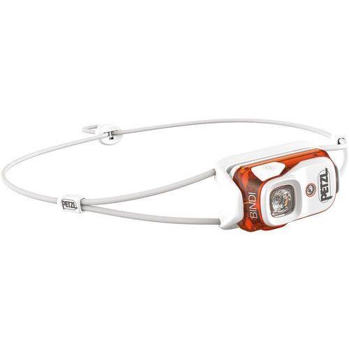 Petzl bindi latarka czołowa, orange 2019 latarki czołowe (3342540819818)