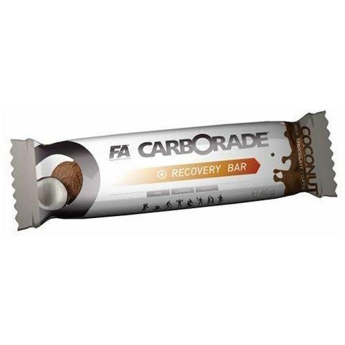 Baton carborade recovery bar - 40g - chocolate coconut Fitness authority