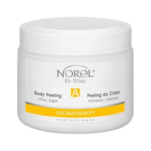 Norel (Dr Wilsz) BODY PEELING CITRUS, SUGAR Peeling do ciała cytrusowy, cukrowy (PP355) - 1000 ml