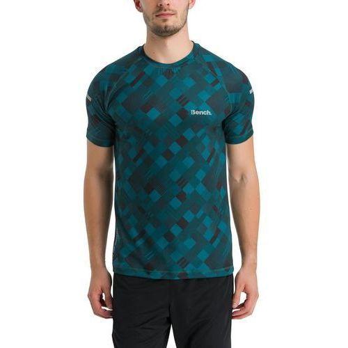 Koszulka - active mesh ss tee june bug + a0673 (p1221) rozmiar: m marki Bench