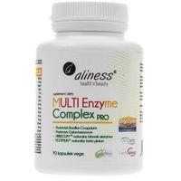 Kapsułki MULTI Enzyme Complex PRO Multi roślinne enzymy trawienne 90 kaps
