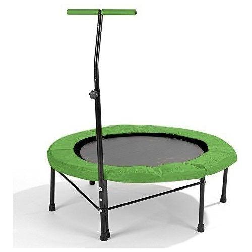 Tesoro Trampolina fitness circle 40 inch zielona
