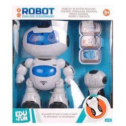 ROBOT ZDALNIE STEROWANY EDU AGENT BINGO