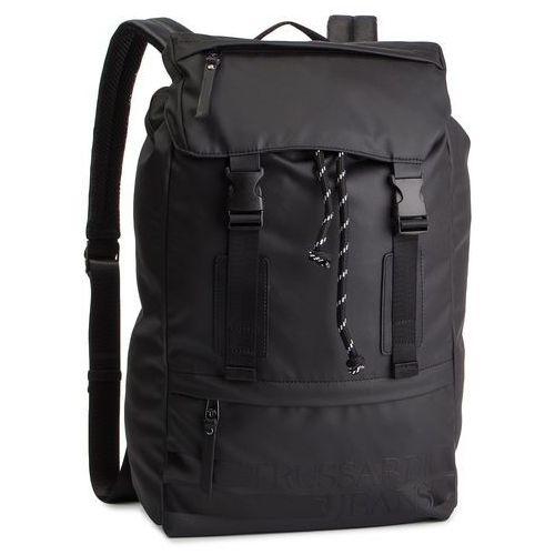 84041ea2a9904 Trussardi Jeans Plecak TRUSSARDI JEANS - Turati Rubber Nylon Backpack  71B00149 K299