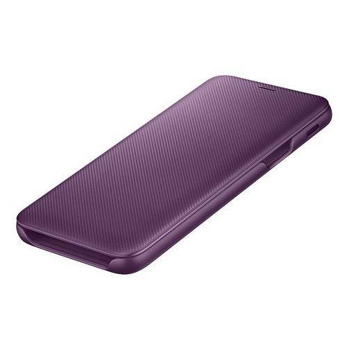 Samsung galaxy j6 2018 wallet cover ef-wj600ce (fioletowy) (8801643313371)