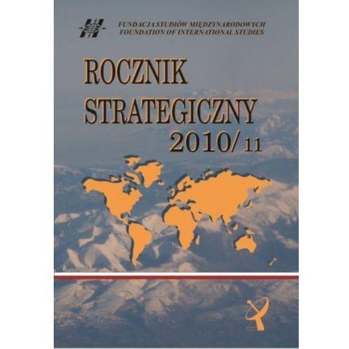 Rocznik strategiczny 2010/2011, oprawa miękka