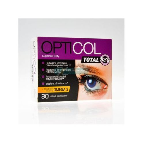 Opticol Total 30 tabl. (5901130354726)