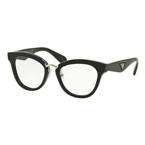 Okulary korekcyjne pr26sv ornate 1ab1o1 Prada