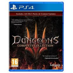 Dungeons 3 - Complete Collection Gra PS4