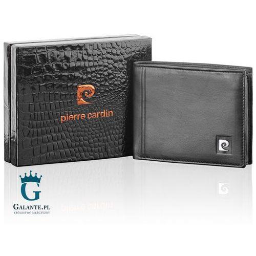 3bed0f5a150d3 Portfel męski kompaktowy i cienki tilak08 8805 (Pierre Cardin ...