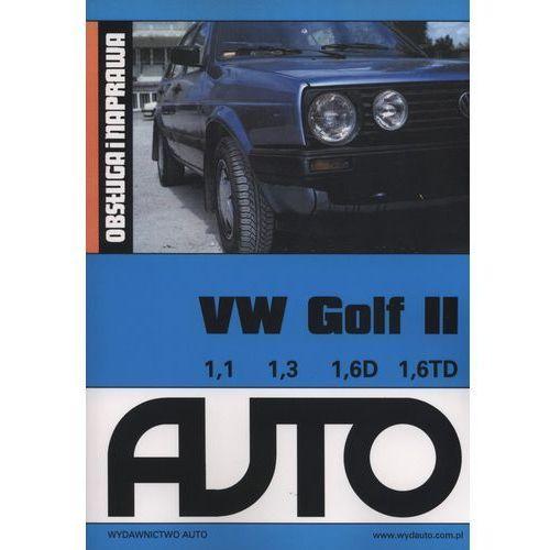 VW Golf II Obsługa i naprawa (9788385243540)