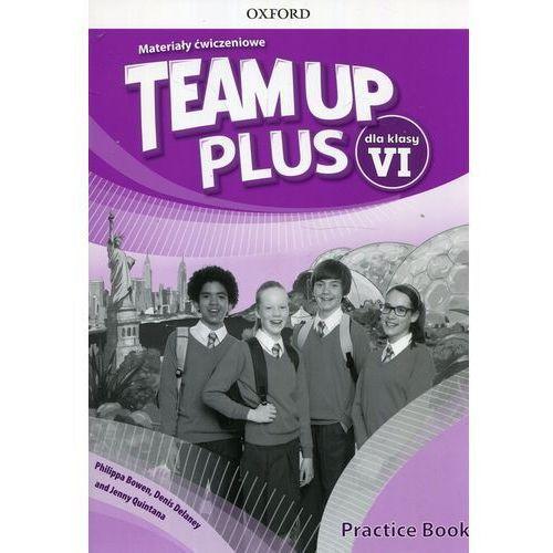 Team Up Plus 3. Materiały Ćwiczeniowe. Wersja Podstawowa (Do Wersji Wieloletniej) (9780194207713)