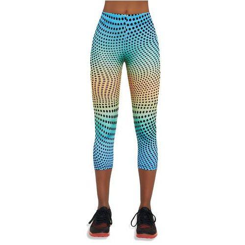 Damskie legginsy sportowe BAS BLACK Wave 70, Kolorowy, S (5902529363725)