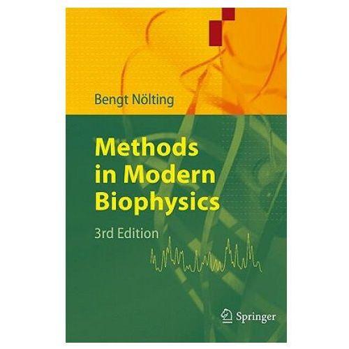 Methods in Modern Biophysics 3e (273 str.)