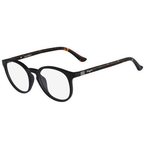 Okulary Korekcyjne Salvatore Ferragamo SF 2724 002
