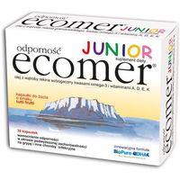 Ecomer odporność JUNIOR 30kaps do żucia (5901769060203)