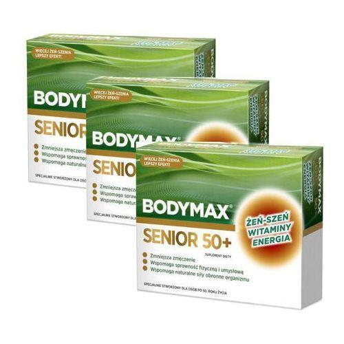 Tabletki BODYMAX SENIOR 50+ 120 tabletek