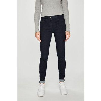 Spodnie damskie Calvin Klein ANSWEAR.com