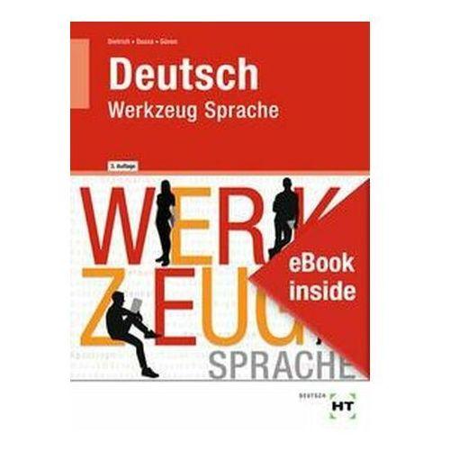 eBook inside: Buch und eBook Deutsch - Werkzeug Sprache Dietrich, Ralf (3582100944)