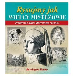 Malarstwo i rysunek  Barrington Barber MegaKsiazki.pl