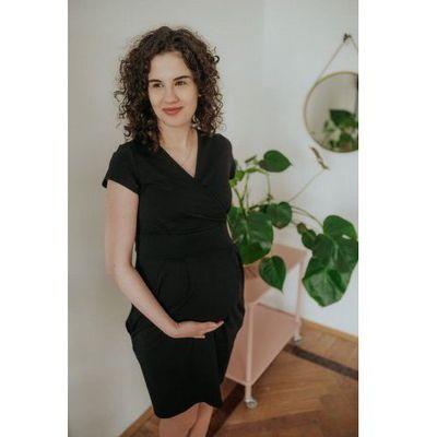 Sukienki ciążowe Cangaroo Piękny Brzuszek