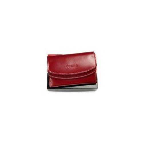 ee16f92fd0e84 Portfel damski skórzany RD 14 BAL R czerwony (Lorenti) - sklep ...