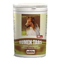 Mikita rumen tabs tabletki ze żwaczem i drożdżami dla psa 100tabletek