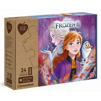 Puzzle 24 maxi play for future frozen 2 (8005125202607)