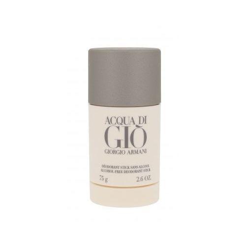 Giorgio Armani Acqua Di Gio Pour Homme Dezodorant w sztyfcie 75 g / CODZIENNIE NOWA OFERTA DNIA - SPRAWDŹ