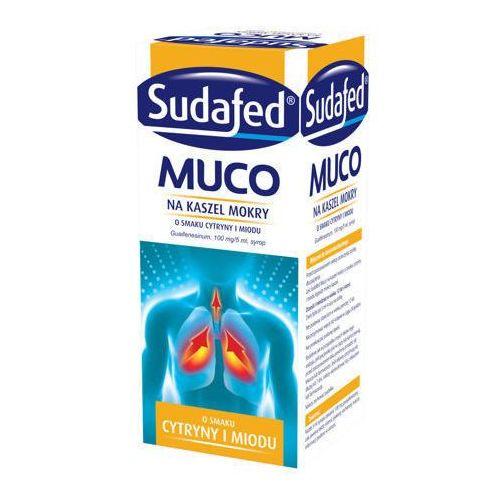 Syrop SUDAFED Muco syrop cytrynowo-miodowy 150ml