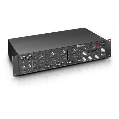 LD Systems ZONE 423 2-strefowy mikser 19″, 2U